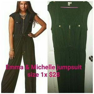 Emma and Michelle jumpsuit